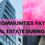 Why communities pay more to real estate during Holi?