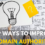 Top ways to Improve Domain Authority