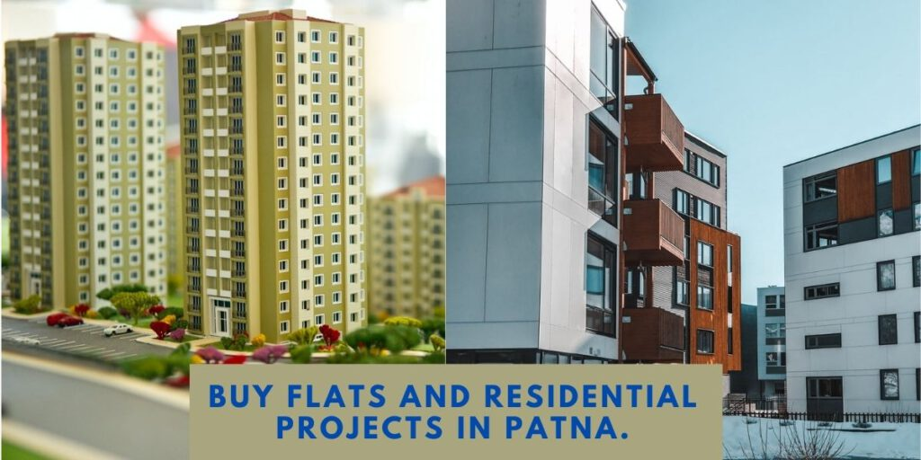 Buy flats and residential projects in Patna