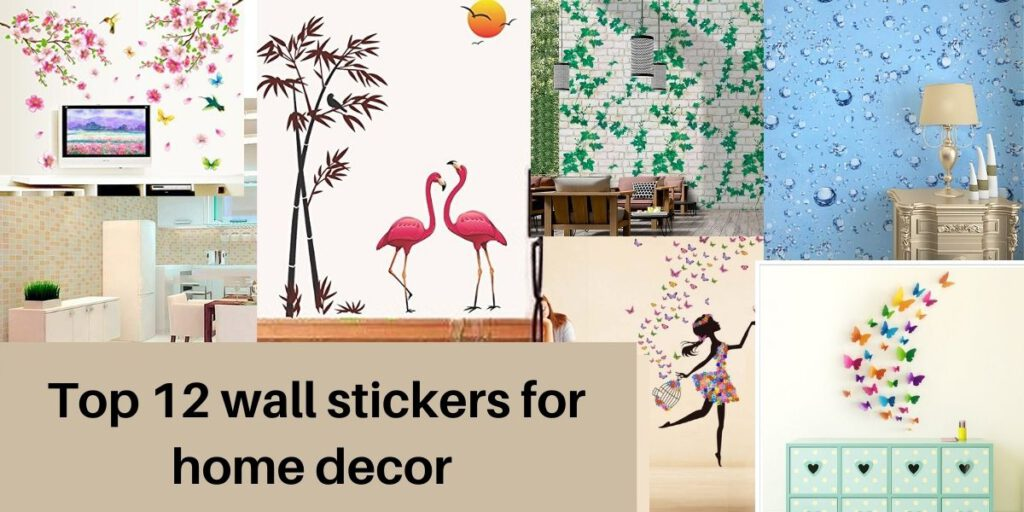 Top 12 wall stickers